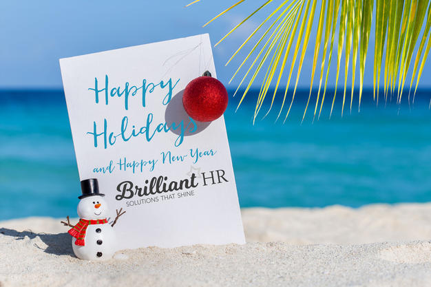 Season's Greetings from Brilliant HR