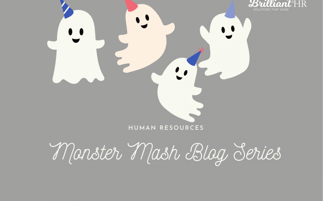 HR Monster Mash: Halloween Blog Series