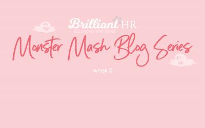 HR Monster Mash Blog Series: Week 2