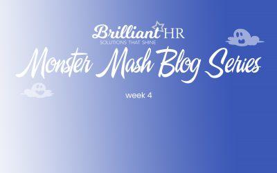 HR Monster Mash: Week 4